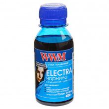 Чернила WWM ELECTRA Cyan для Epson 100г (EU/C-2) водорастворимые