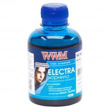 Чернила WWM ELECTRA Cyan для Epson 200г (EU/C) водорастворимые