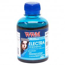 Чорнило WWM ELECTRA Light Cyan для Epson 200г (EU/LC) водорозчинне