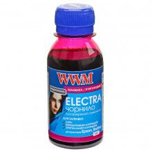 Чернила WWM ELECTRA Magenta для Epson 100г (EU/M-2) водорастворимые