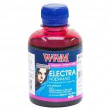 Чорнило WWM ELECTRA Magenta для Epson 200г (EU/M) водорозчинне
