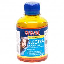 Чернила WWM ELECTRA Yellow для Epson 200г (EU/Y) водорастворимые