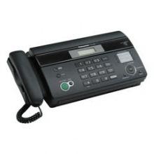 Факс Panasonic KX-FT984UA-B Black (термобумага) (KX-FT984UA-B)
