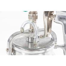 Фарборозпилювач AS 702 НP професійний, всмоктуючого типу, сопло 1.8 мм і 2.0 мм, Stels (MIRI57364)