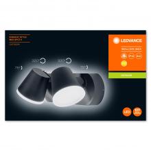 Фасадный Светильник Osram LED ENDURA STYLE Midi Spot II 20W черный (4058075205499)