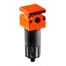 """Фильтр осушитель Neo 1/2"""", для защиты пневмоинструмента от загрязнений металический корпус, 4300 l/min, 12 bar, 12 bar (12-580)"""