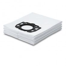 Мешки Karcher для пылесоса флисовые до WD 4, WD 5, WD 6 (2.863-006.0)