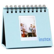 Фотоальбом INSTAX MINI 9 TWIN FLIP ALBUM - ICE BLUE (70100139062)