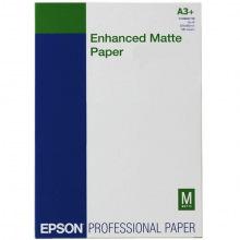 Фотобумага Epson Enhanced Matter Paper 192 г/м кв, A3+ (C13S041719)