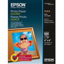 Фотобумага Epson Glossy Photo Paper 200 г/м кв, 10 x 15см, 500л (C13S042549)
