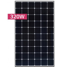 "PV-панель LG320N1C NeON2 G4 320W ""CELLO"" 12BB, Mono (LG320N1C-G4)"