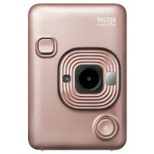 Фотокамера моментальной печати Fujifilm INSTAX Mini LiPlay Blush Gold (16631849)