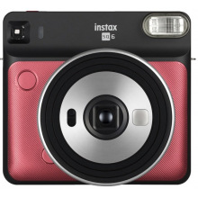 Фотокамера моментального друку Fujifilm INSTAX SQ 6 Ruby Red (16608684)