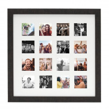 Фоторамка INSTAX 16 MOUNT SQUARE FRAME BROWN (70100139143)