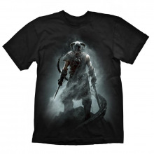 """Футболка Skyrim """"Dragonborn"""", размер  M (GE1217M)"""