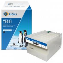 Картридж G&G до Epson WF-M5190/WF-M5690 black (10 000 стор) (G&G-C13T865140)