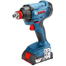 Гайковерт Bosch GDX 180-Li 2x3,0 Ah (0.601.9G5.220)