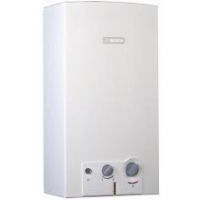 Газова колонка Bosch WR 10-2 B, 10 л/хв., 17,4 кВт, рег. потужн., розжиг від батарейок (7701331617)