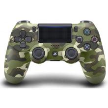 Геймпад бездротовий PlayStation Dualshock v2 Green Cammo (9895152)