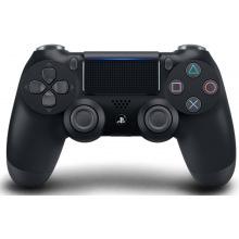 Геймпад бездротовий PlayStation Dualshock v2 Jet Black (9870357)