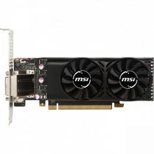 Відеокарта MSI nVidia GTX1050Ti/DualFan/LP/4GB/GDDR5/ 1392MHz GeForce GTX 1050 Ti 4GT LP (GTX 1050 TI 4GT LP)