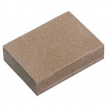 Губка для шліфування 125 х 100 х 10 мм, м'яка, 3 шт, P 60/80, P 60/100, P 80/120,  MTX (MIRI757159)