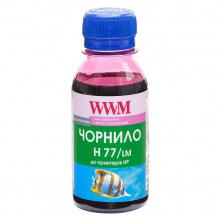 Чорнило WWM H77 Light Magenta для HP 100г (H77/LM-2) водорозчинне