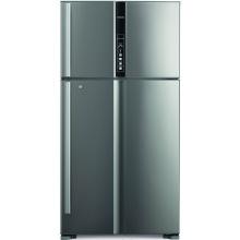 Холодильник Hitachi R-V720 верх. мороз./ Ш910xВ1835xГ771/ 600л /A++ /Нерж. сталь (R-V720PUC1KXINX)