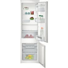 Холодильник вбудовуваний Siemens KI38VX20 з нижньою морозильною камерою - 177х56см/279л/статика/А+ (KI38VX20)