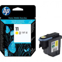 Друкуюча головка HP 11 Yellow (C4813A)