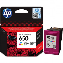 Картридж HP 650 Color (CZ102AE)
