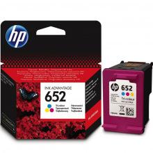 Картридж HP 652 Color (F6V24AE)