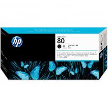 Друкуюча головка HP 80 Black (C4820A)