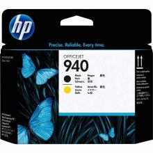 Друкуюча головка HP 940 Black/Yellow (C4900A)