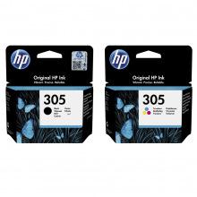 Комплект струйных картриджей HP 305 Black/Color (Set305)