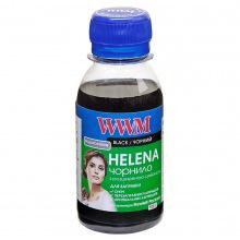Чорнило WWM HELENA Black для HP 100г (HU/B-2) водорозчинне