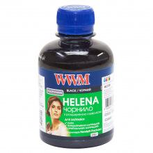 Чорнило WWM HELENA Black для HP 200г (HU/B) водорозчинне
