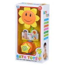 Игрушка для ванной Same Toy Puzzle Sun Flower (9904Ut)