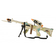 Іграшкова зброя Same Toy Burning Spin3 Автомат  (DF-13218BUt)