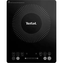 Индукционная плита Tefal IH210801 Everyday Slim, индукция, сенсор, 2,1 кВт, черный (IH210801)