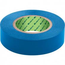 Ізолента ПВХ 19 мм х 20 м, синя,  Сибртех (MIRI88793)