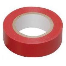 Изоляционная лента DKC 0.13X15 10м, красная (2NI20R)