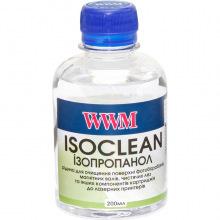 Изопропанол WWM для очистки лезвий, фотобарабанов 200мл (CL07)