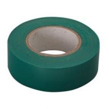 Ізострічка ПВХ 15 мм х 10 м, зелена,  СИБРТЕХ (MIRI88791)