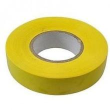 Ізострічка ПВХ 15 мм х 10 м, жовта,  СИБРТЕХ (MIRI88790)