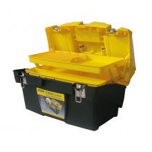 Ящик для инструментов 49,5см с выдвижными полками металллический замок (уп.6) (1-92-911)