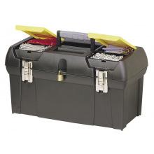 Ящик для инструментов 61см металллический замок (024013) (уп.3) (1-92-067)