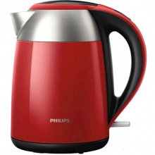 Электрочайник 1.7л Viva Collection Philips HD9329/06 красный (HD9329/06)