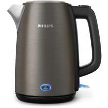 Электрочайник Philips HD9355/90 металлический 1.7л (HD9355/90)