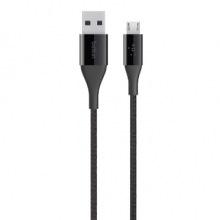Кабель BELKIN MIXIT DuraTek MICRO-USB (1.2) black (F2CU051bt04-BLK)
